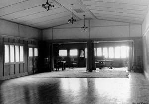 Pan Hot Spring Hotel's main ballroom - Rick Keppler Collection
